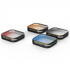 Комплект фильтров для GoPro 5 (GR-ND/GR-OR/GR-BL/GR-RE)